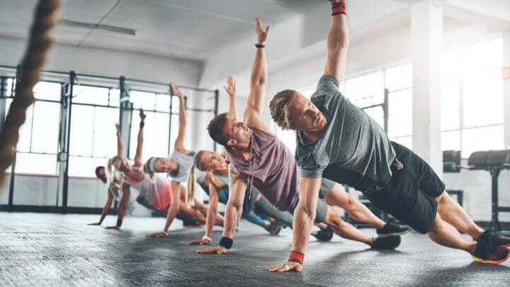Las mejores apps de fitness competitivas