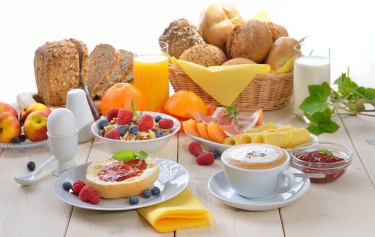 3 recetas de desayunos antiinflamatorios