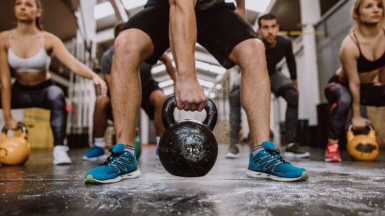 Cómo ejecutar una rutina de CrossFit segura y efectiva