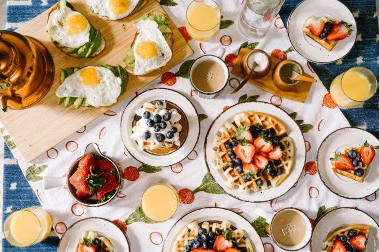 6 recetas de desayunos para el otoño
