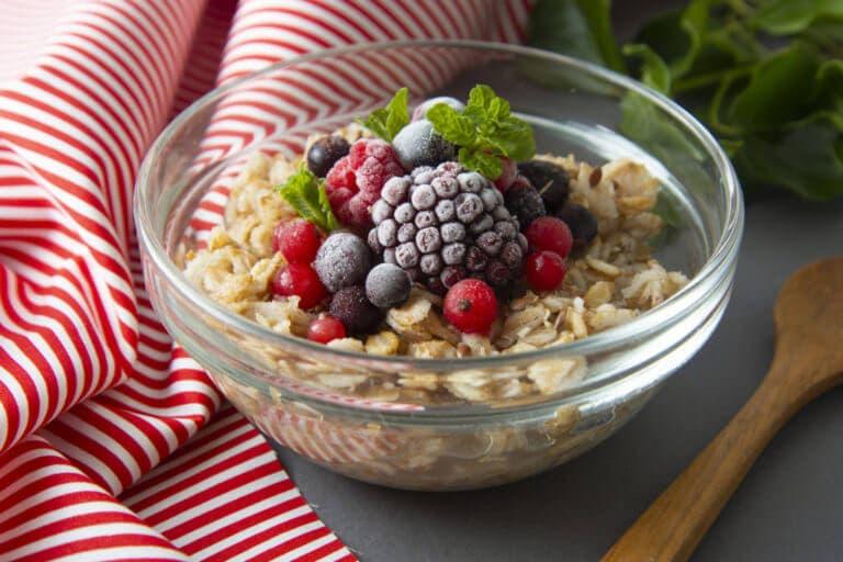 Los mejores desayunos sustitutos de la avena