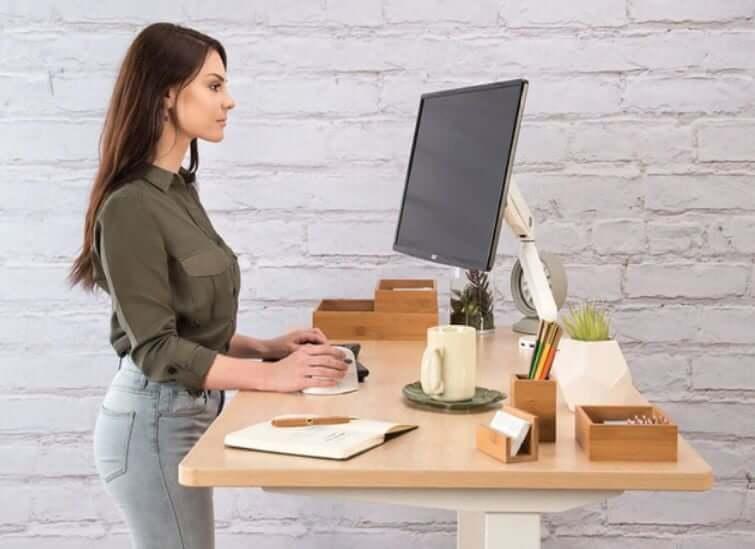 Mejor tipo de escritorio para aumentar productividad