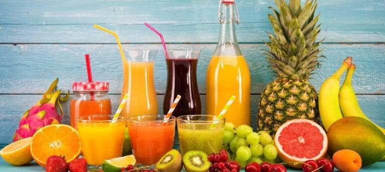 Los mejores zumos caseros saludables