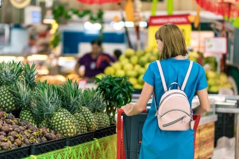 5 formas de disminuir el malgasto de comida