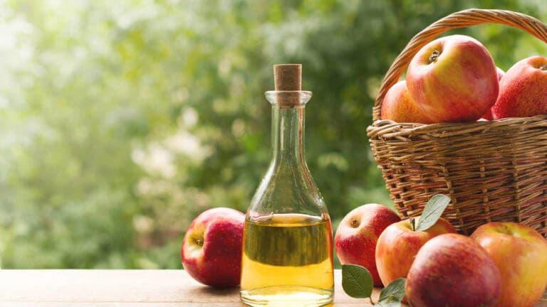 Recetas para hacer con vinagre de sidra de manzana