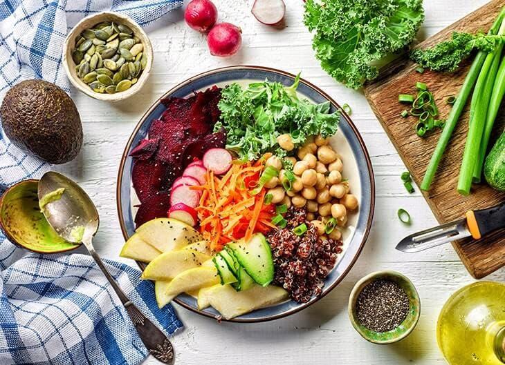 Las mejores recetas veganas a fuego lento