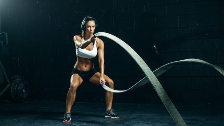 Rutinas de entrenamiento AMRAP para CrossFit