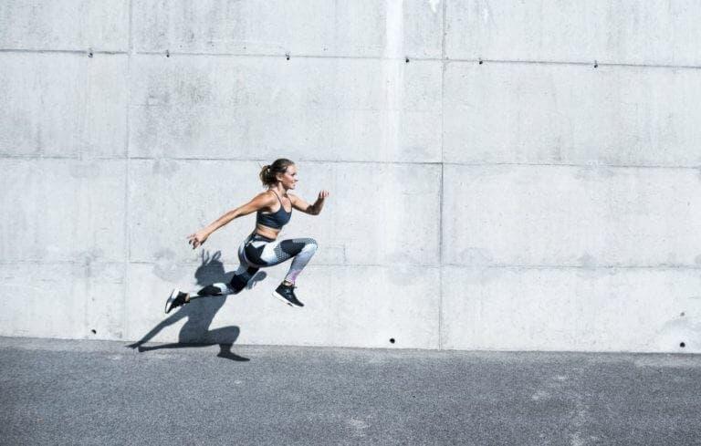 Entrenamiento HIIT para running