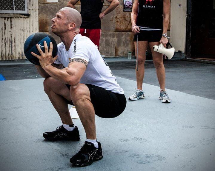 entrenamientos CrossFit sin material