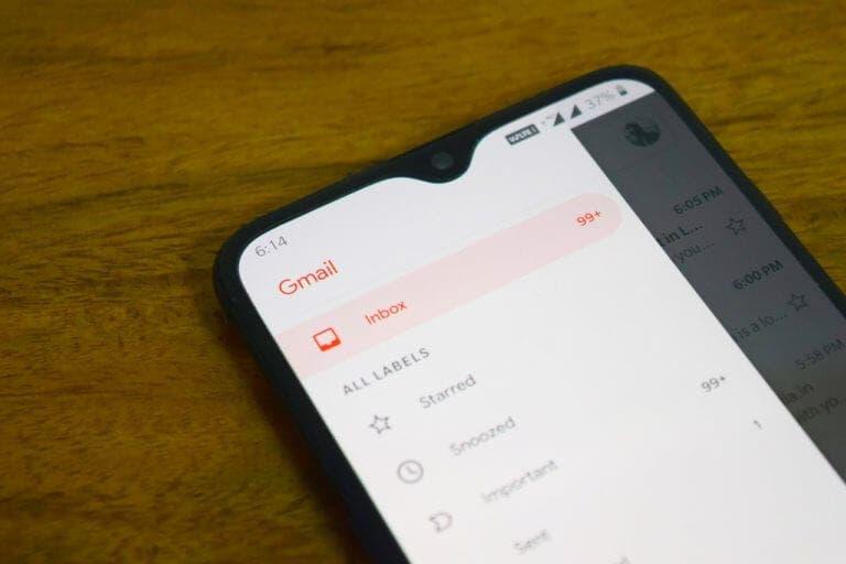 5 trucos para limpiar la bandeja de Gmail más rápidamente