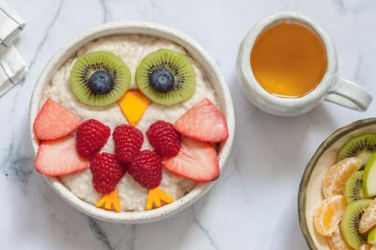 6 recetas de desayuno saludables para niños