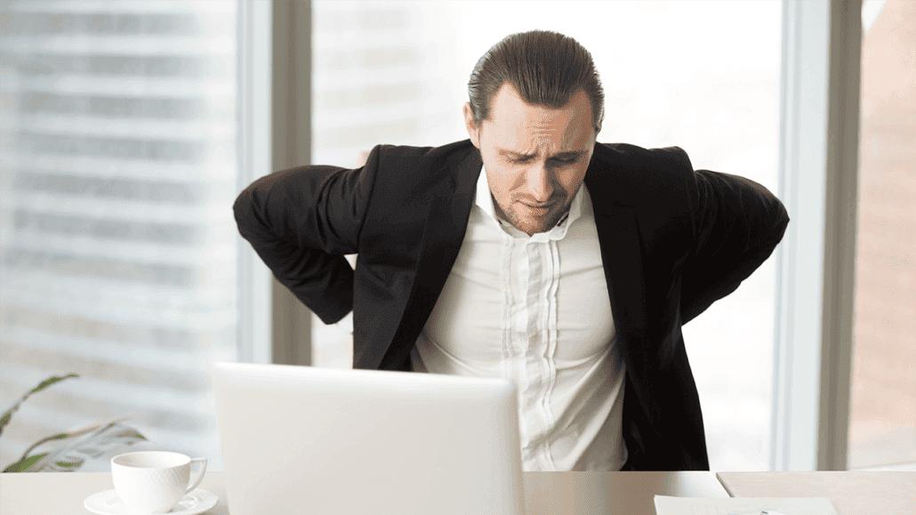 Las causas de los dolores de espalda