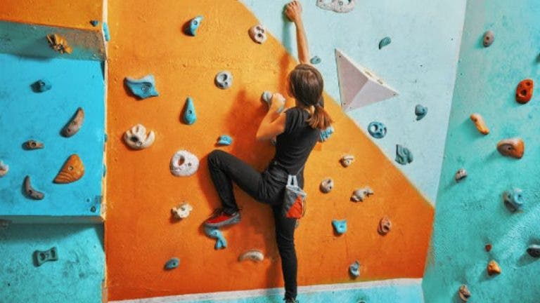 Cómo subir tu adrenalina escalando