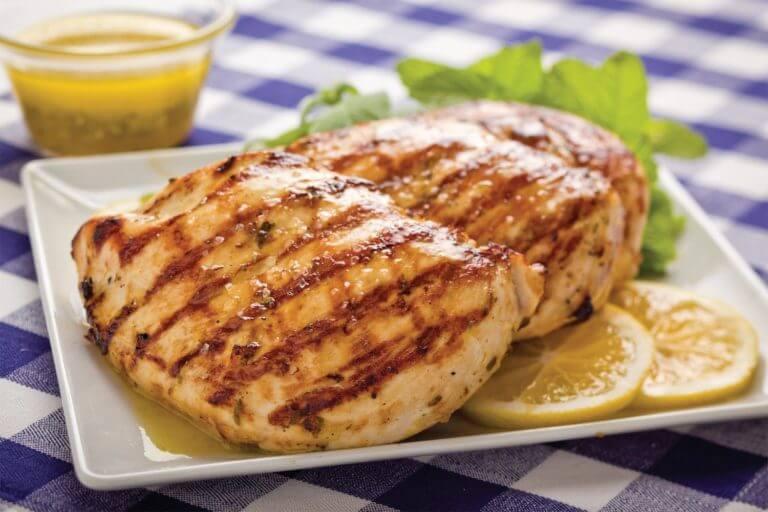 4 formas saludables de cocinar pollo