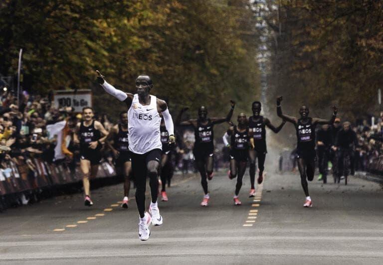 ¿Cuál es el tiempo récord de una maratón?