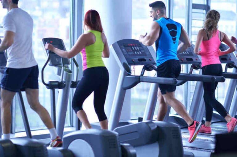 Cómo utilizar la cinta de correr para perder peso