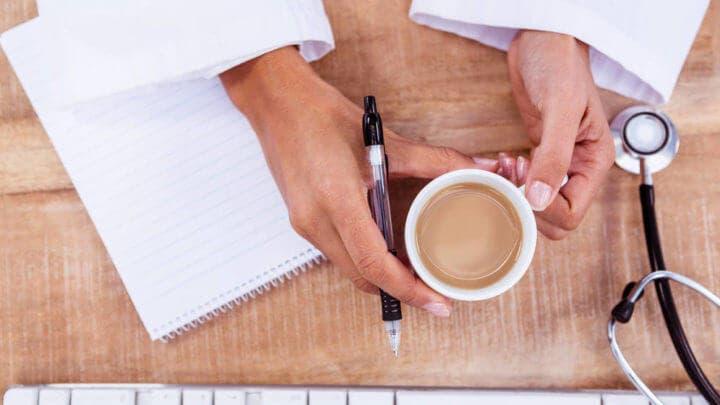 rapport de caféine avec stress