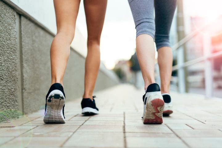 Beneficios de dar una caminata diaria de 10.000 pasos