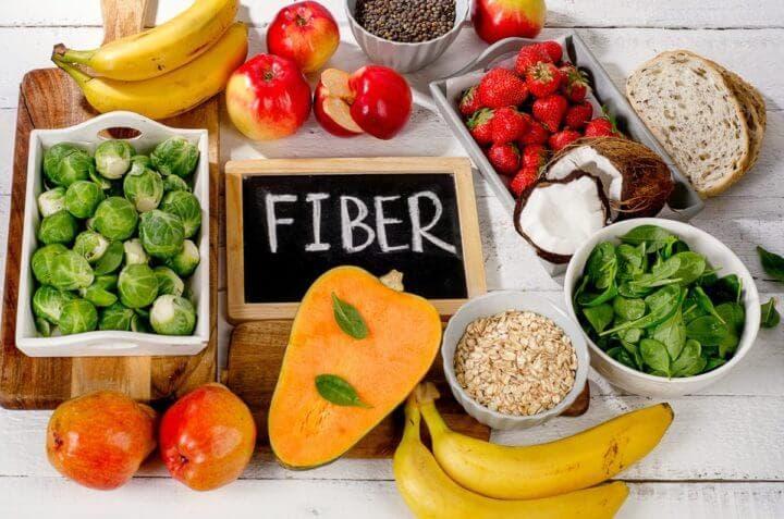 Consumir fibra te ayuda a adelgazar