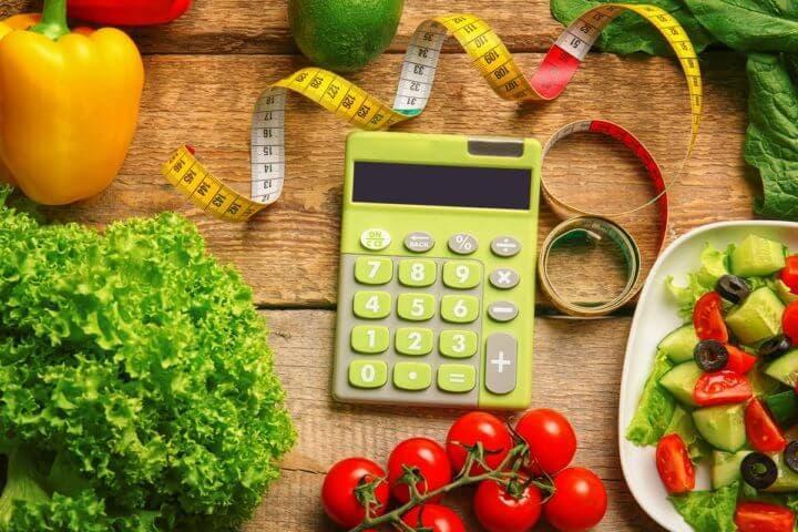 Controlar consumo de calorías para perder 40 kg