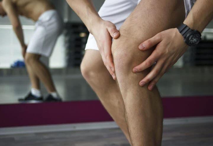 ¿Cómo hacer ejercicio con dolor de rodilla?