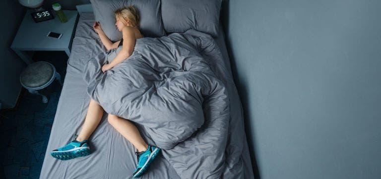 La mejor rutina para personas con deprivación de sueño