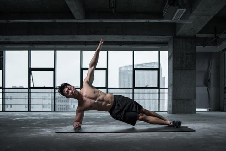 Ejercicios para fortalecer el core y mejorar nuestro rendimiento