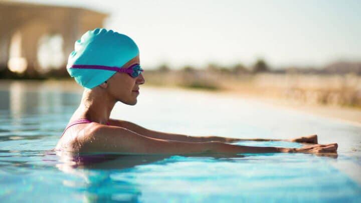 Ejercicios para desarrollar fuerza en natación