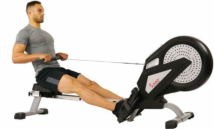 Beneficios de la máquina de remo para hacer ejercicio
