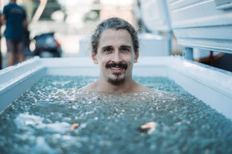 Terapia fría o caliente para recuperación muscular
