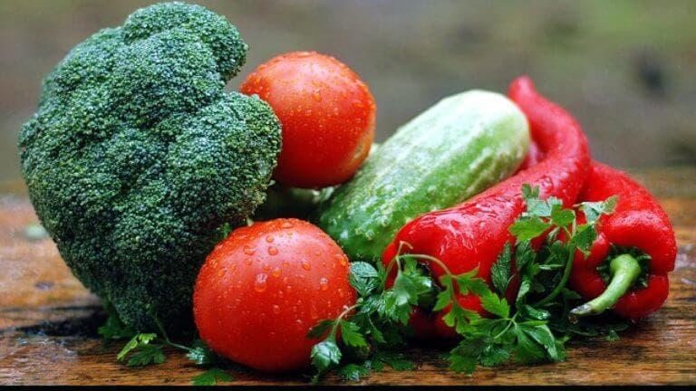 Los vegetales más altos en proteína