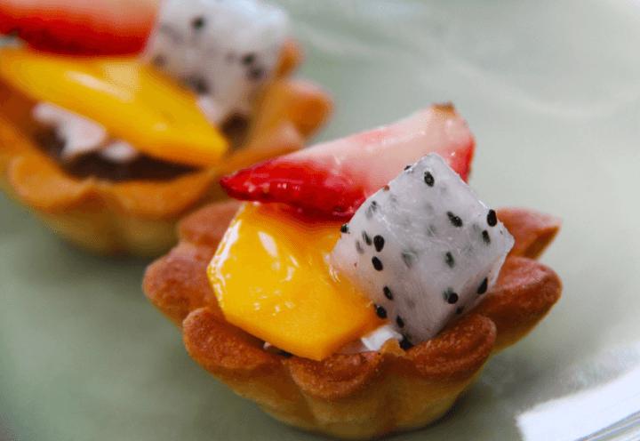 Recetas de tartas saludables