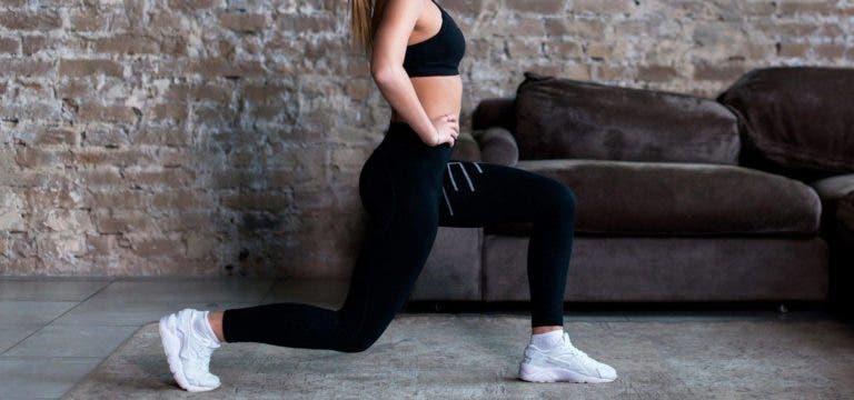 ejercicios para activar glúteos