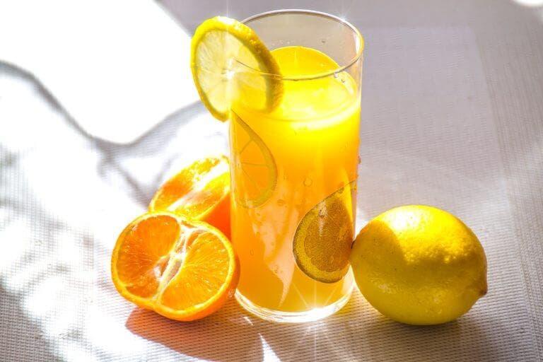 5 beneficios increíbles de la vitamina C para la salud