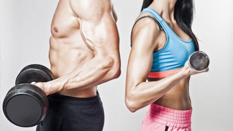 Cadencia de repetición ideal para conseguir hipertrofia muscular