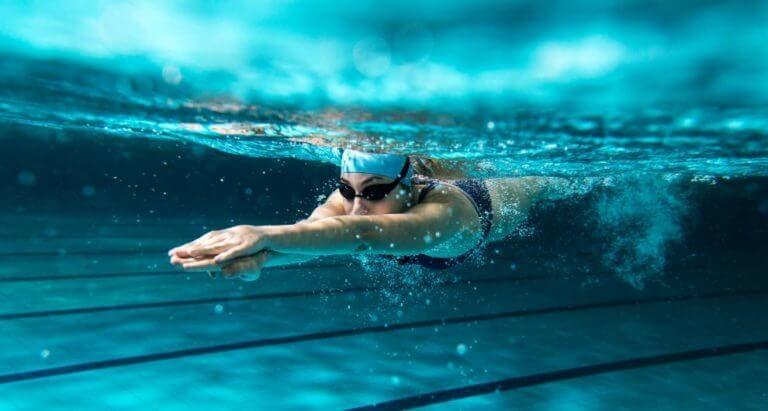 Ejercicios para ganar fuerza en la natación