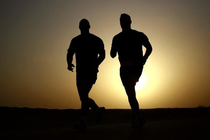 Por qué correr es una actividad social