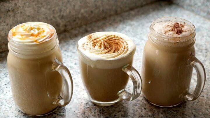 ¿Cuales son las diferencias entre latte, cappuccino y macchiato?