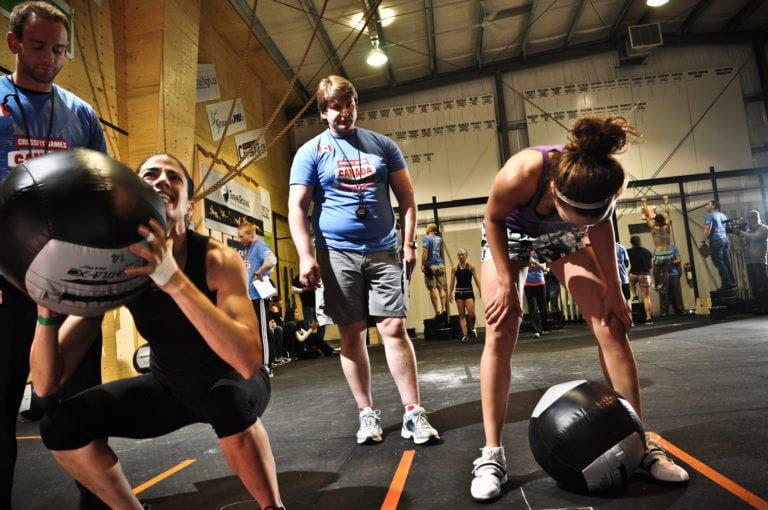 El ejercicio de CrossFit apto para todos los niveles