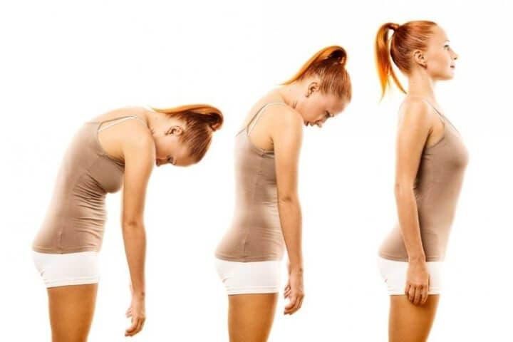 5 ejercicios para una espalda redondeada