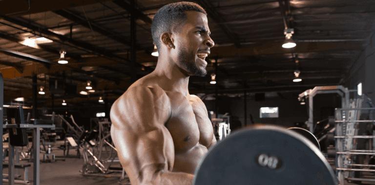 Plan de entrenamiento de 5 días para ganar músculo