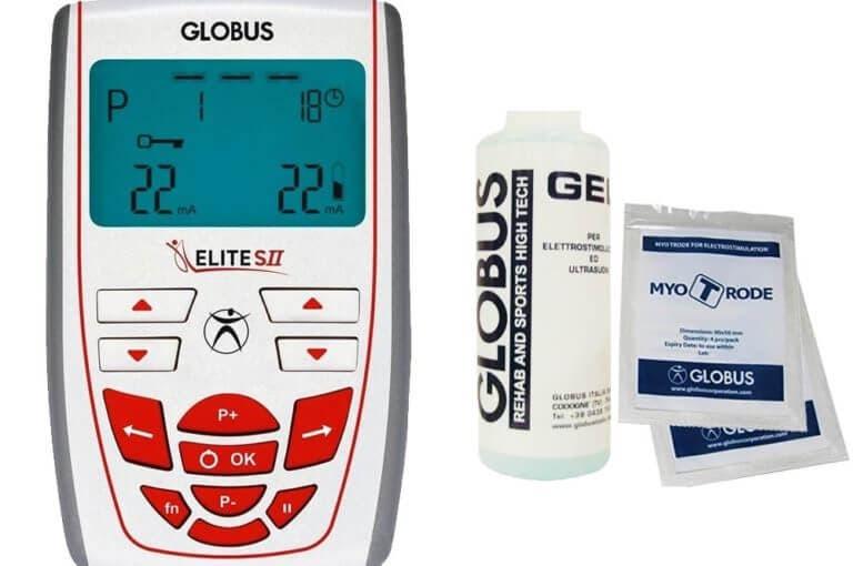 Electroestimulador globus elite sii: características, opinión y mejor oferta