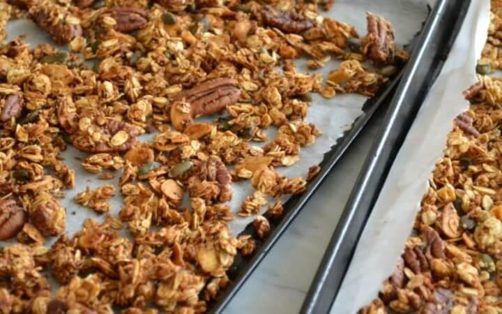 ¿Cómo hacer granola en tu propio hogar?
