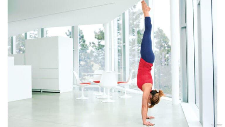 Ejercicios para mejorar el handstand