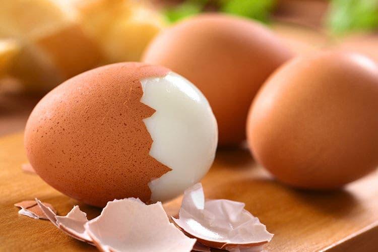 recetas con huevos duros