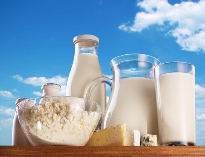 ¿Por qué los lácteos pueden producir estreñimiento?