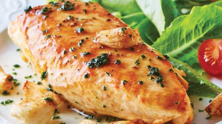 Recetas fáciles con pechuga de pollo