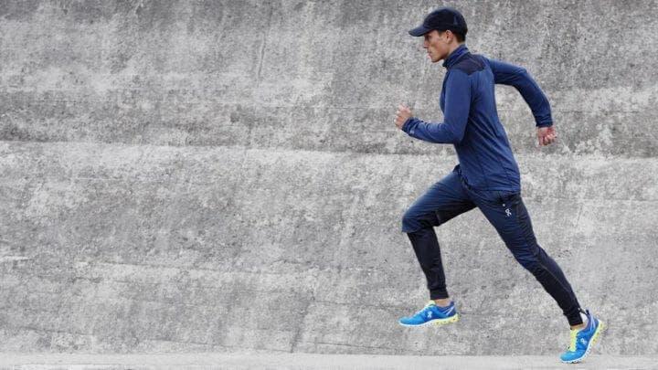 Cuidar tu postura para respirar mejor mientras corres