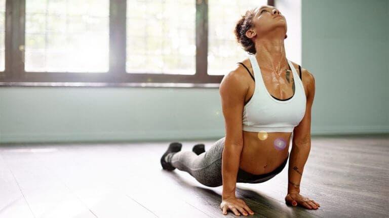 ¿Qué es el hot yoga?