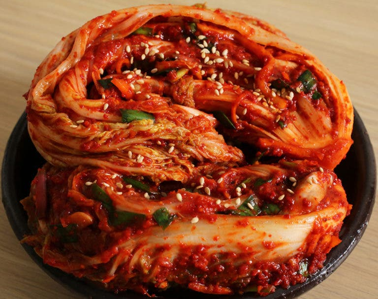 ¿Qué es el kimchi?
